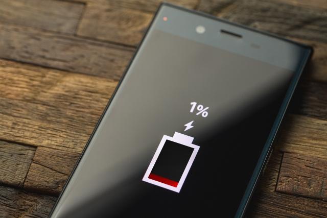 バッテリーが危険にさらされている可能性があります