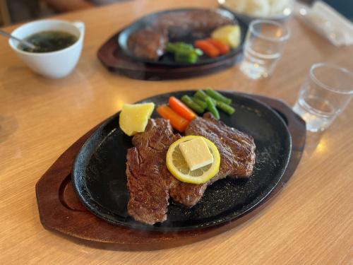 ステーキ☆の画像