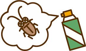 ゴキブリがでやすいお部屋!出ないようにするための対策!!の画像
