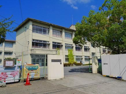 奈良市立朱雀小学校の画像