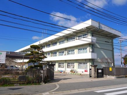木津川市立山城中学校の画像