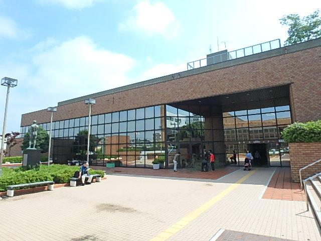 図書館 宮前