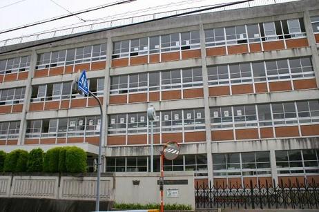 生駒市立生駒南中学校の画像