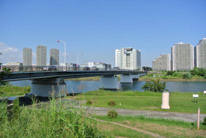 多摩川 ガス橋付近情報ページ ...