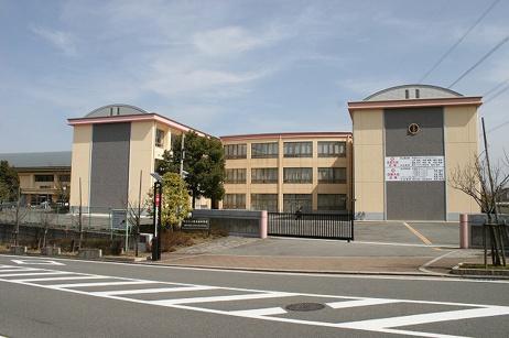 相楽郡精華町立精華西中学校の画像