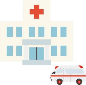 病院 器 福井 循環