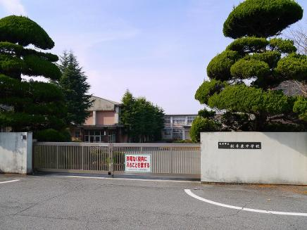 桜井市立桜井東中学校の画像