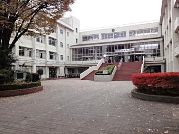 都立 田無 高校