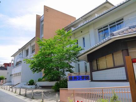奈良市立椿井小学校の画像